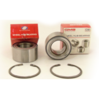 2x Front Wheel Bearings to suit Hyundai Accent 2000-2015 GMB Top Quality