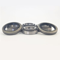 2x 1.5 Tonne Trailer and Caravan Bearing Kits LM29749-LM29710 and LM67048-LM67010